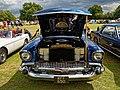 1957 Chevrolet Bel Air 4600cc at Hatfield Heath Festival 2017.jpg