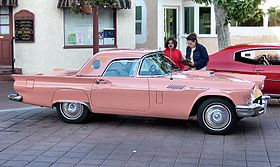 Image illustrative de l'article Ford Thunderbird