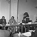 1958 visite d'une délégation INRA au Haras du Pin Cliché Jean Joseph Weber-14-1.jpg