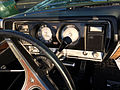 1967 AMC Ambassador DPL convertible blue with optional Satin trim AMO 2015 meet 7of9.jpg
