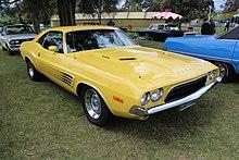 Dodge Challenger - Wikipedia on
