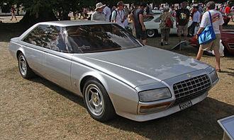 Ferrari Pinin - Image: 1980 Ferrari Pinin