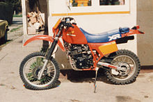 Honda XR series - Wikipedia