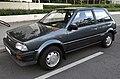 1985-1989 Toyota Starlet 1.3S (front left), Berlin.jpg