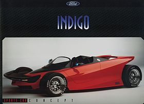 1996 Ford Indigo Concept Sports Car Jpg