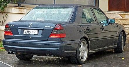 Mercedes-Benz C-Class (W202) - Wikiwand