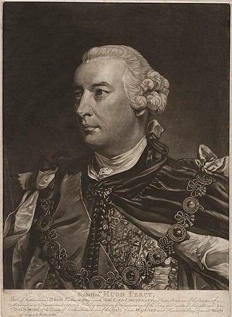 Edward Fisher (engraver) - Image: 1st Duke of Northumberland