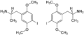 2,5-Dimethoxy-4-iodamphetamin Enantiomer.png