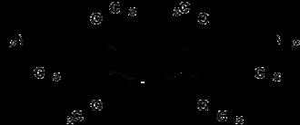 Struktur der beiden Enantiomeren von 2,5-Dimethoxy-4-iodamphetamin