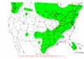 2002-10-20 24-hr Precipitation Map NOAA.png