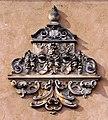 20040313480DR Zehista (Pirna) Rittergut Schloß Schmiede Wappen.jpg