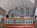 20070803080DR Meißen-Zscheila Trinitatiskirche Orgel.jpg
