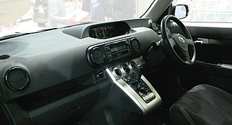 Toyota Corolla Rumion - Interior