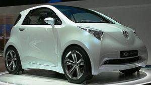 Toyota iQ - iQ Concept