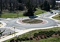 2008 03 12 - UMD - Roundabout viewed from Art Soc Bldg 4b.JPG