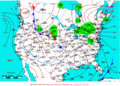 2009-02-20 Surface Weather Map NOAA.png