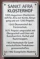 20091101016DR Meißen Freiheit 16 St Afra Klosterhof.jpg