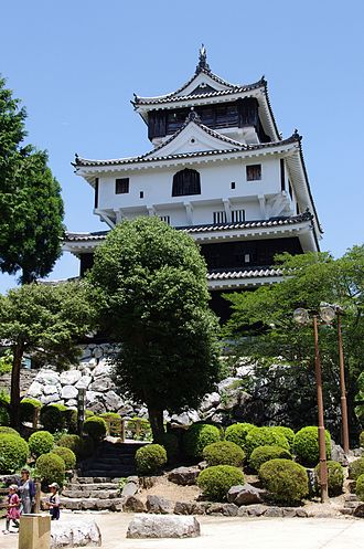 Iwakuni Castle - Tenshu
