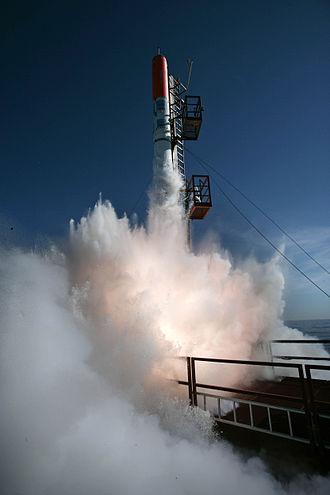 2011 in Denmark - Copenhagen Suborbitals' rocket launch on 3 June
