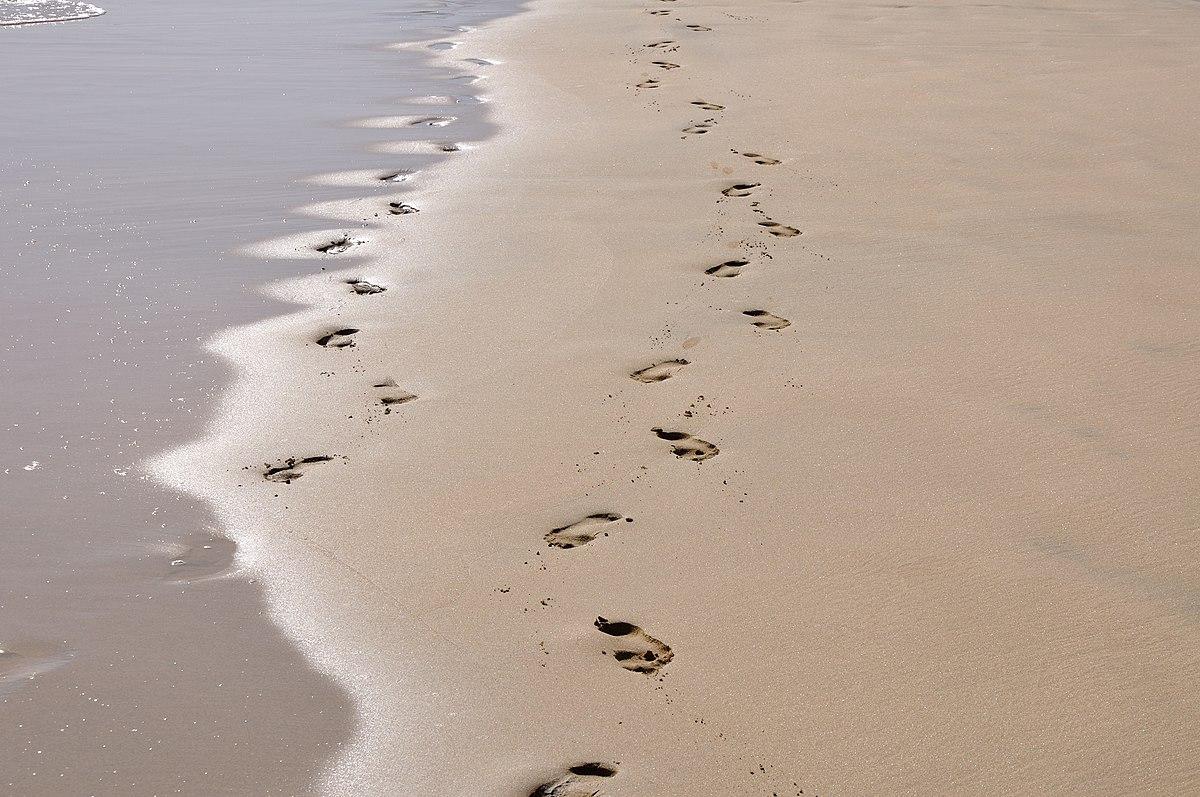 footprints poem wikipedia