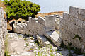 2012 - near Roman baths and public building - Ancient Thera - Santorini - Greece - 01.jpg