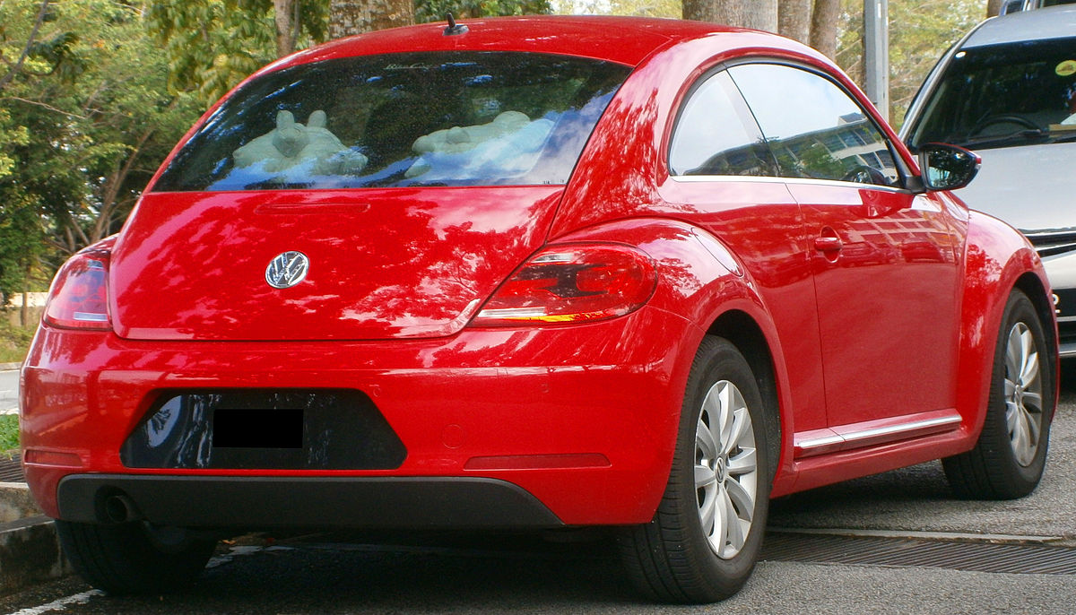 Px Volkswagen Beetle Tsi In Cyberjaya C Malaysia