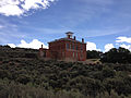 2014-07-30 12 49 54 Belmont Courthouse in Belmont, Nevada viewed from the west.JPG