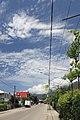2014 Gagra, Chmury nad miastem (01).jpg