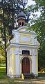 2014 Nowy Jiczyn, Kaplica Świętego Krzyża 03.jpg