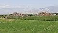 2014 Prowincja Ararat, Krajobraz widziany z klasztoru Chor Wirap (08).jpg