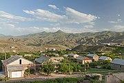 2014 Prowincja Wajoc Dzor, Krajobrazy widziane z drogi M2, widoki okolic Jeghegnadzor (02).jpg