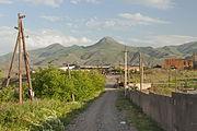2014 Prowincja Wajoc Dzor, Krajobrazy widziane z drogi M2, widoki okolic Jeghegnadzor (16).jpg