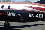 2015-03-17 Beechcraft 1900C Simrik Airlines,Tribhuvan International Airport DSCF1983.jpg