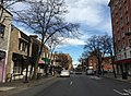 2015-12-14 12 57 33 View north along Beaver Avenue (Pennsylvania Route 26) near Allen Street in State College, Pennsylvania.jpg