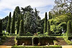 Formschnitt wikipedia - Jardins du manoir d eyrignac ...