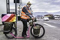 Kick scooter - Wikipedia