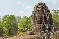 2016 Angkor, Angkor Thom, Bajon (41).jpg