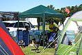 2016 Broadstairs Folk Week band musicians' campsite at Broadstairs Kent England 5.jpg
