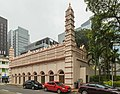 2016 Singapur, Chinatown, Ulica Telok Ayer, Nagore Durgha (02).jpg