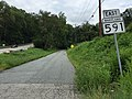 2017-08-12 14 00 32 View east along Maryland State Route 591 (Colora Road) at U.S. Route 1 (Conowingo Road) in Richardsmere, Cecil County, Maryland.jpg