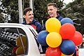 2017 AFL Grand Final parade – Jake Lever and Jake Kelly.jpg
