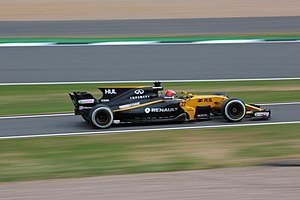 Renault R.S.17 - Image: 2017 British Grand Prix (35804248341)