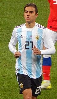 Paulo Dybala Argentine association football player