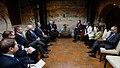 2018 Bilateral com Guatemala o Presidente da República da Guatemala - 46115660421.jpg