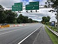 2019-06-21 10 09 49 View north along Interstate 83 (Baltimore-Harrisburg Expressway) at Exit 17 (Padonia Road) on the edge of Mays Chapel and Timonium in Baltimore County, Maryland.jpg