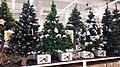 20191129 170542 Christmas Trees in Auchan in Lodz Poland.jpg