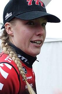 Annemarie Worst Dutch cyclist