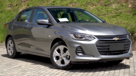 2021 Chevrolet Onix Sedan 1.0 Premier Turbo (Colombia) front view.png