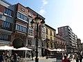 265 Calle de la Cámara (Avilés), arc d'accés al Mercado de las Aceñas.jpg