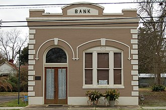 National Register of Historic Places listings in East Feliciana Parish, Louisiana - Image: 2Slaughter Bank WM